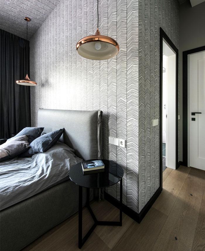 open floor plan project interjero architektura 12