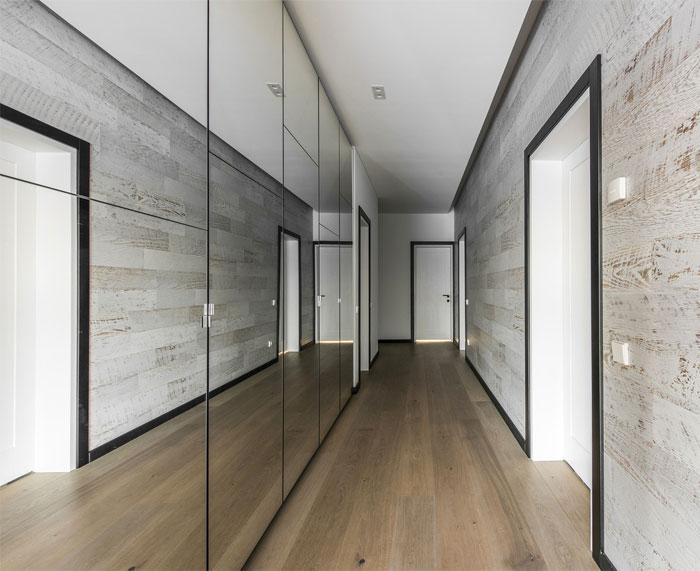 open floor plan project interjero architektura 20