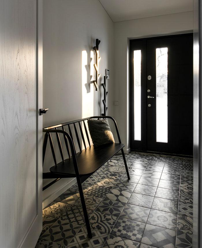open floor plan project interjero architektura 8