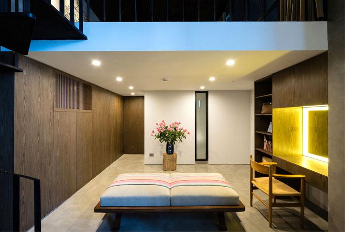 two storey residence hanoi 15