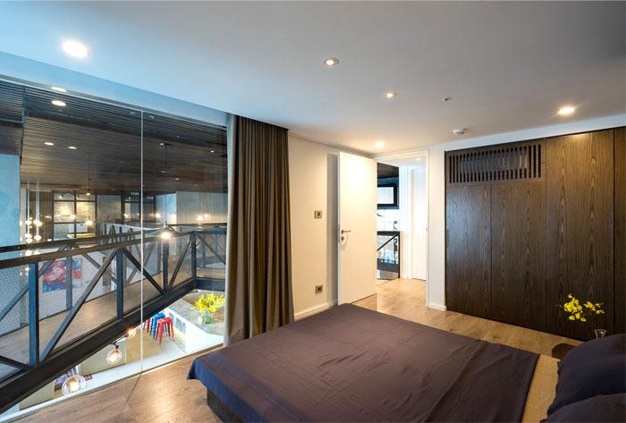 two storey residence hanoi 17