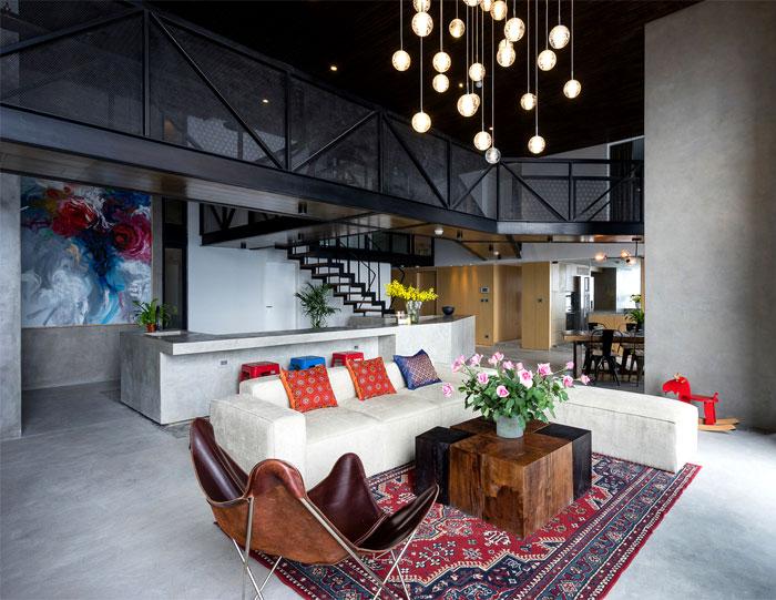 two storey residence hanoi 2
