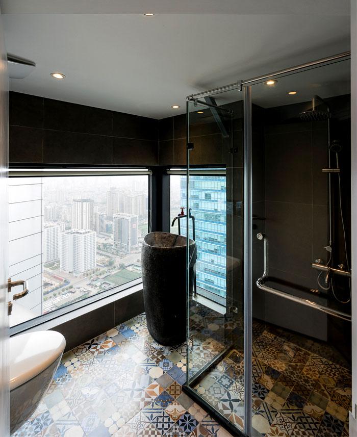 two storey residence hanoi 22