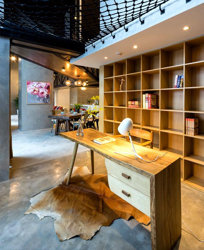 two storey residence hanoi 23