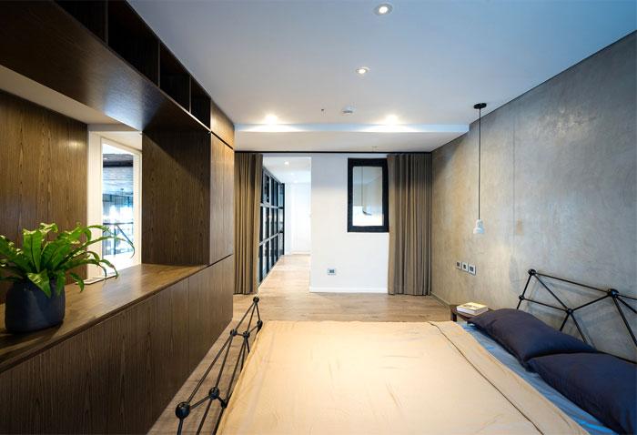 two storey residence hanoi 25