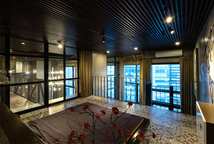 two storey residence hanoi 28