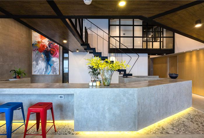 two storey residence hanoi 3