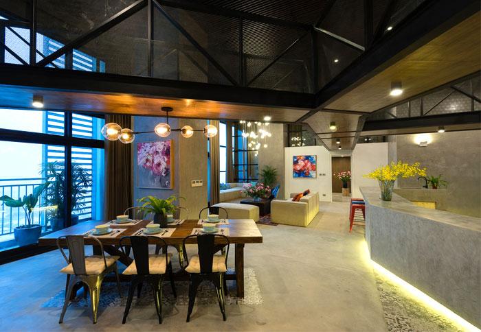 two storey residence hanoi 5