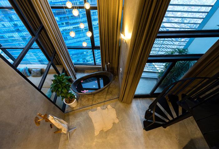 two storey residence hanoi 7