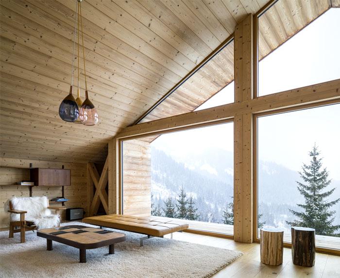 alpine cottage studio razavi architecture 22
