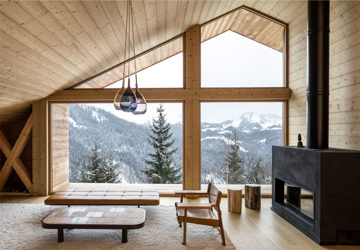 alpine cottage studio razavi architecture 25