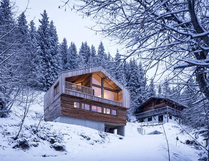 alpine cottage studio razavi architecture 28