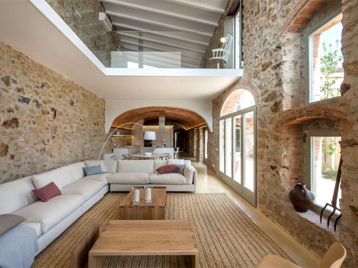casa rustica gloria duran arquitecta 1