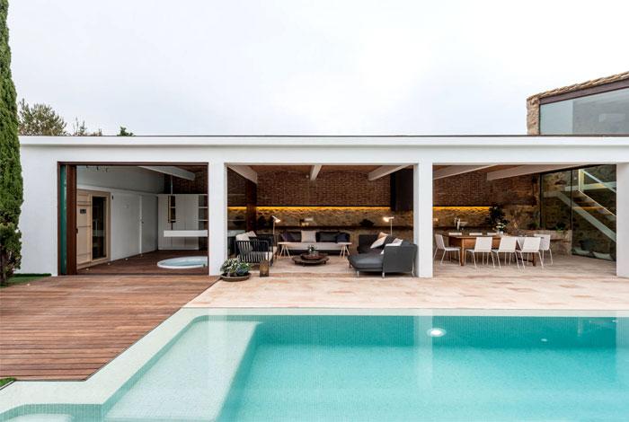 casa rustica gloria duran arquitecta 15