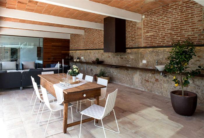 casa rustica gloria duran arquitecta 16