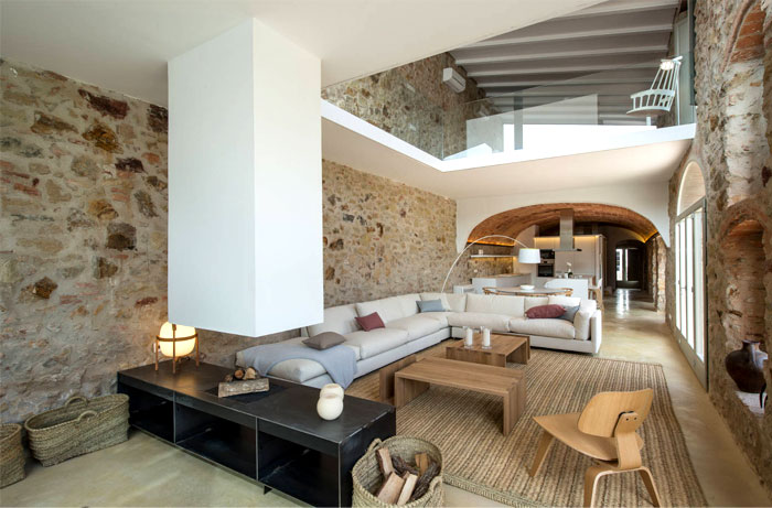 casa rustica gloria duran arquitecta 9