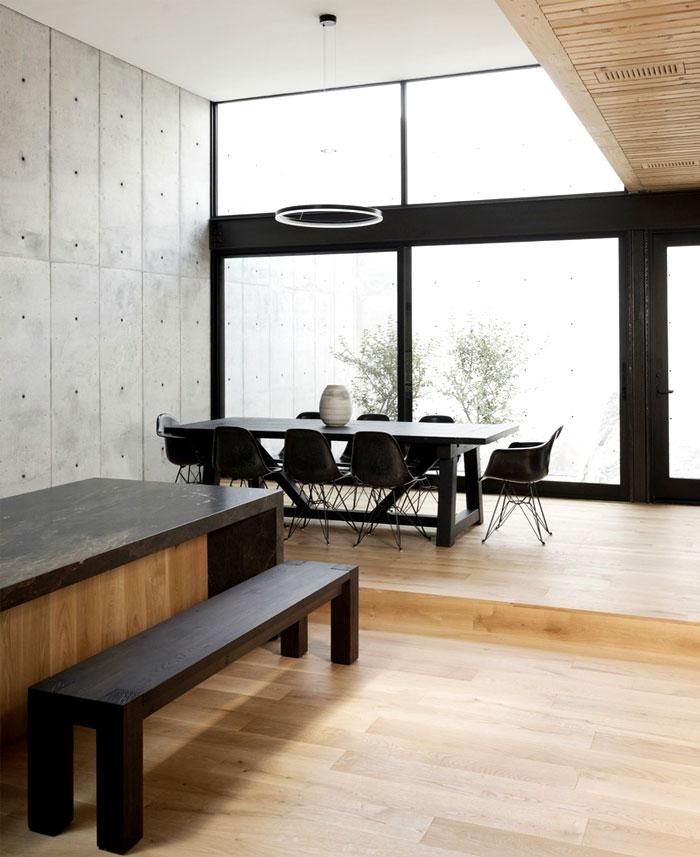concrete box house robertson design 11