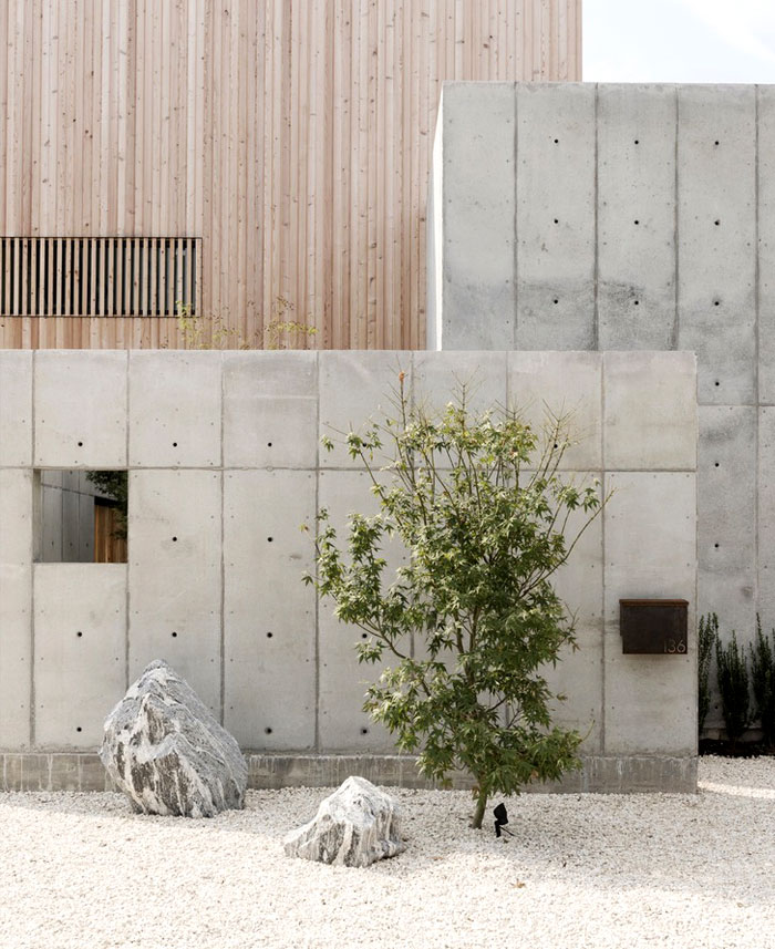 concrete box house robertson design 26