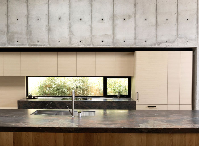 concrete box house robertson design