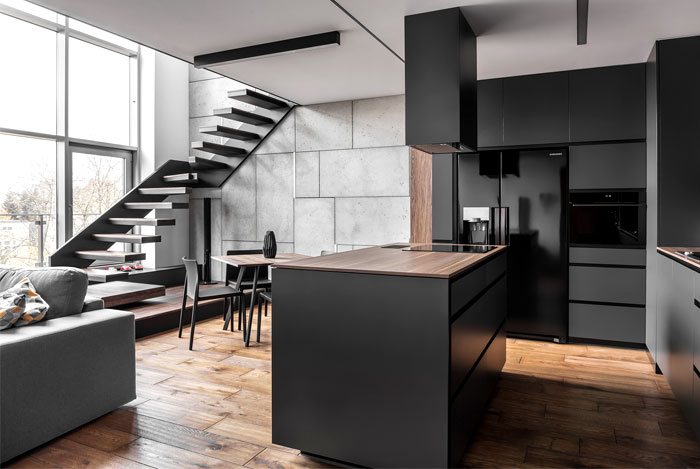 mezzanine apartment methaforma group 13