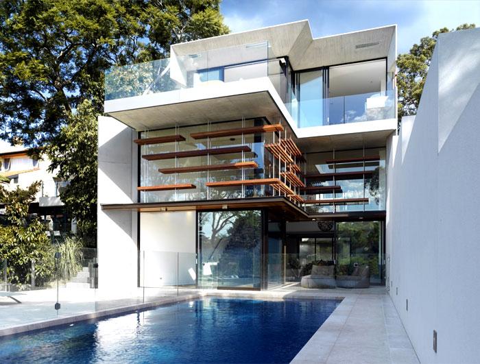 mosman house rolf ockert design 6