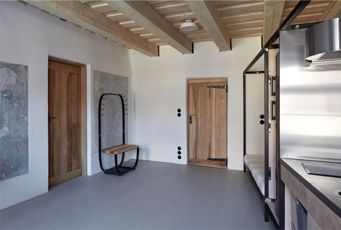 ora architects stajnhause guesthouse 11