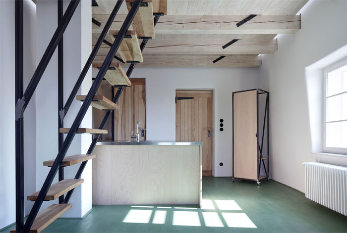 ora architects stajnhause guesthouse 18