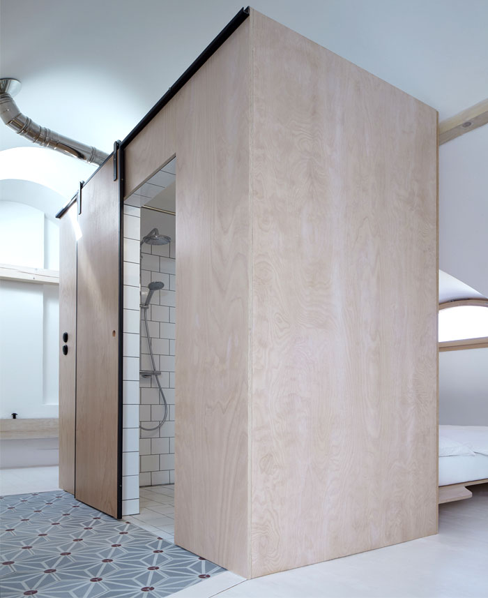 ora architects stajnhause guesthouse 8