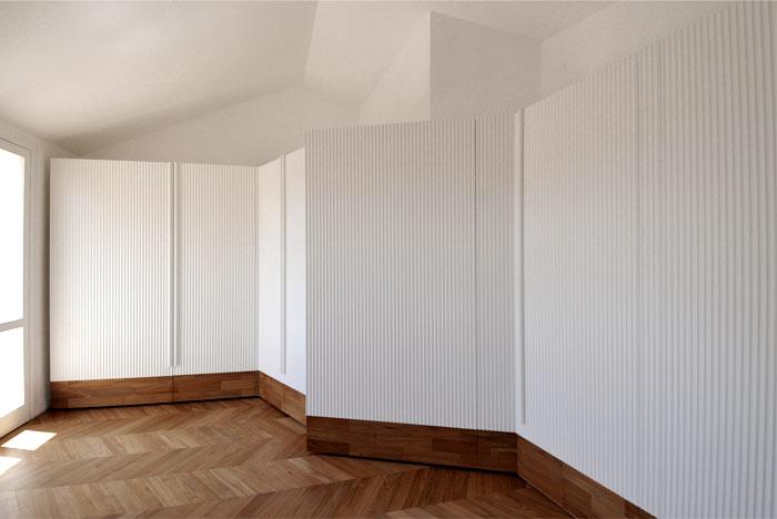 penthouse apartment tisselli studio 3