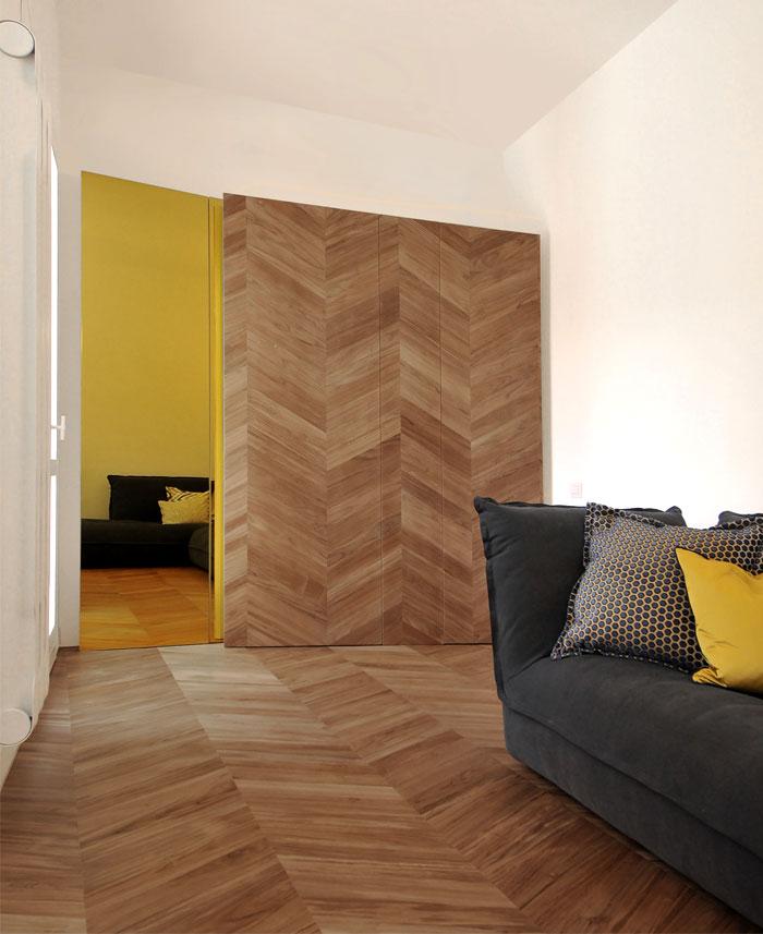 penthouse apartment tisselli studio 8