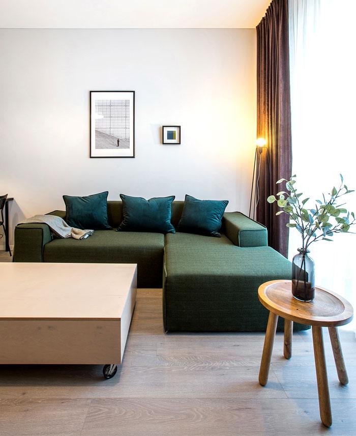 studio apartment vilnius simona vilute 12