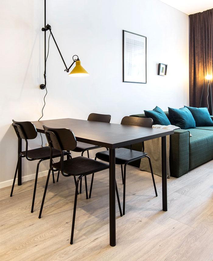 studio apartment vilnius simona vilute 13