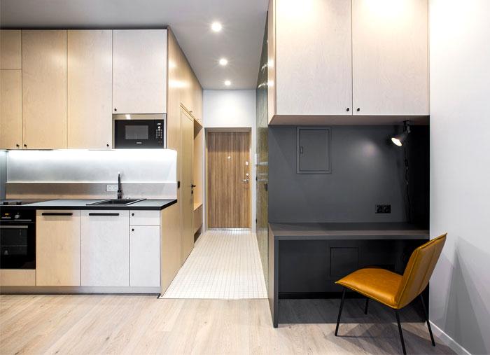 studio apartment vilnius simona vilute 2
