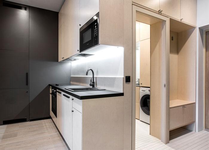 studio apartment vilnius simona vilute 5