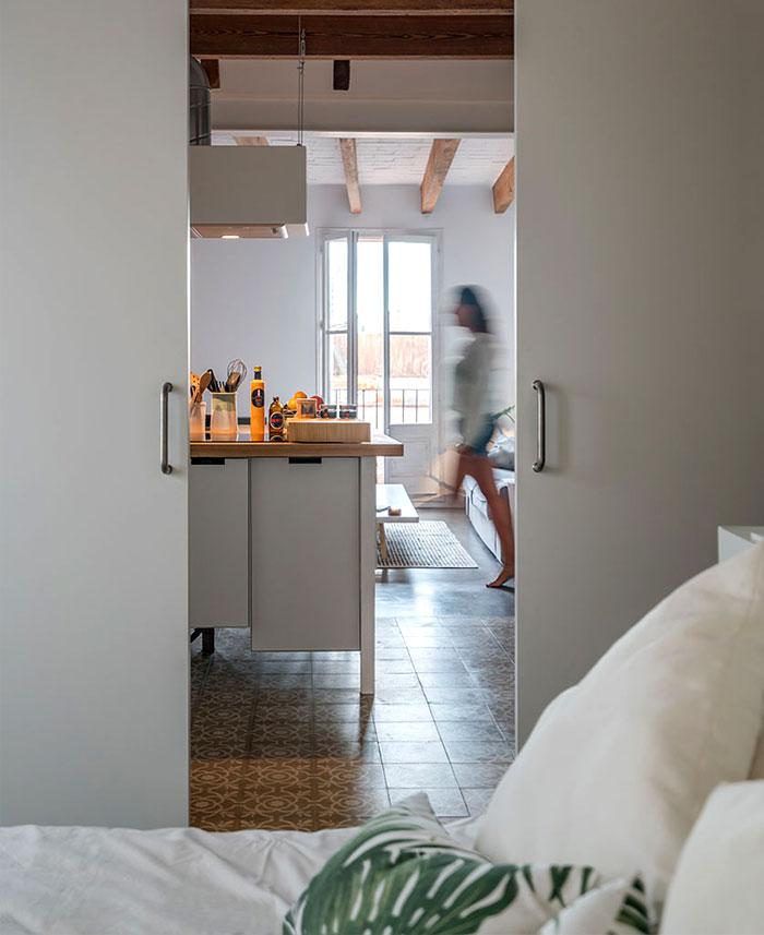 apartment refurbishment barcelona 1