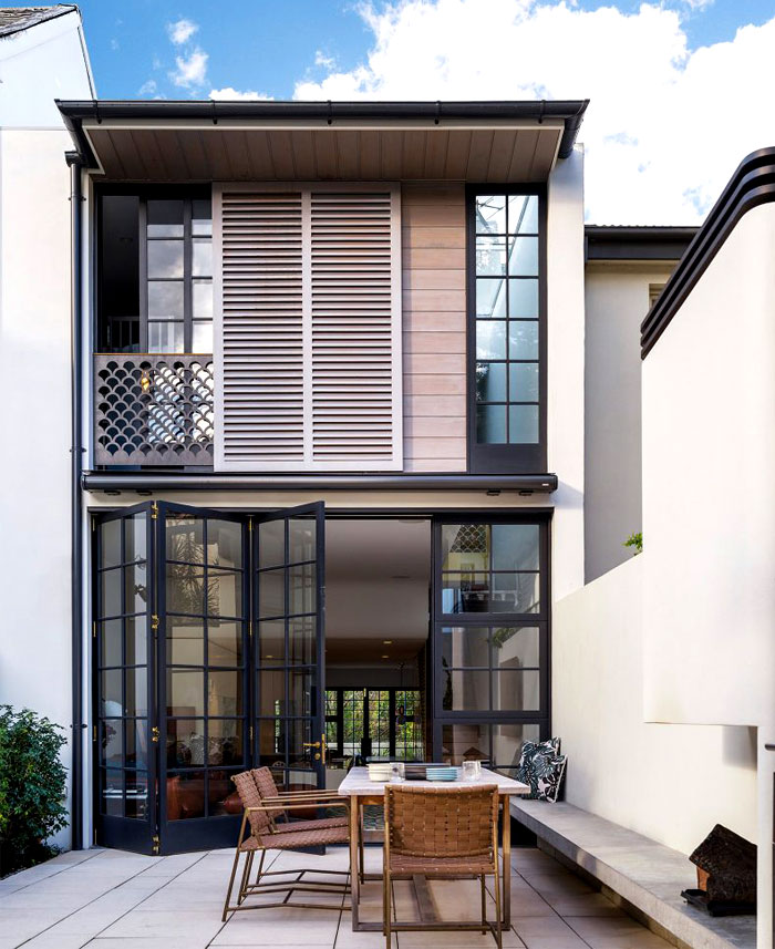 bougainvillea row house luigi rosselli architects 20