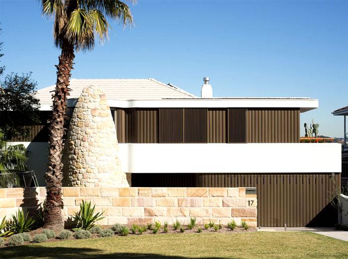 coastal bungalow house luigi rosselli architects 1