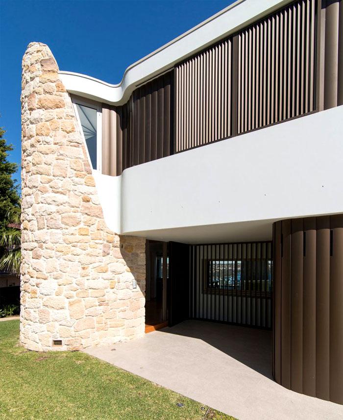 coastal bungalow house luigi rosselli architects 17