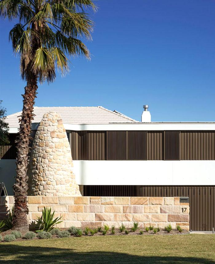 coastal bungalow house luigi rosselli architects 19