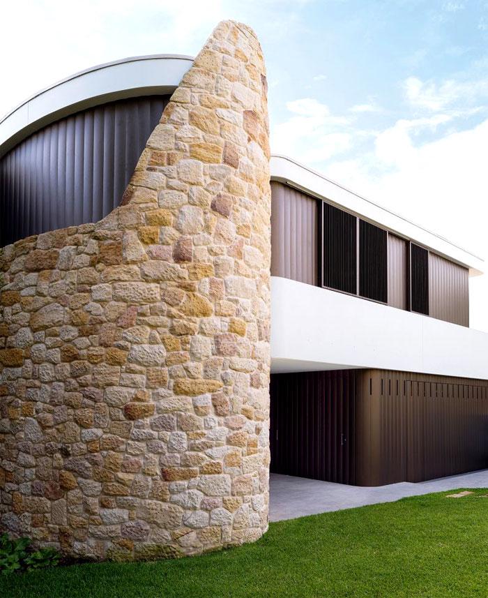 coastal bungalow house luigi rosselli architects 2