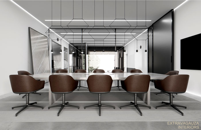 extravagauza interiors glazed office 11