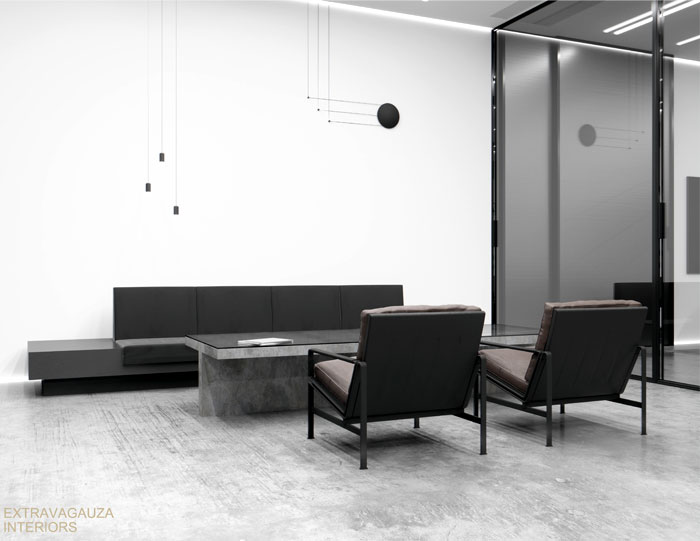 extravagauza interiors glazed office 19