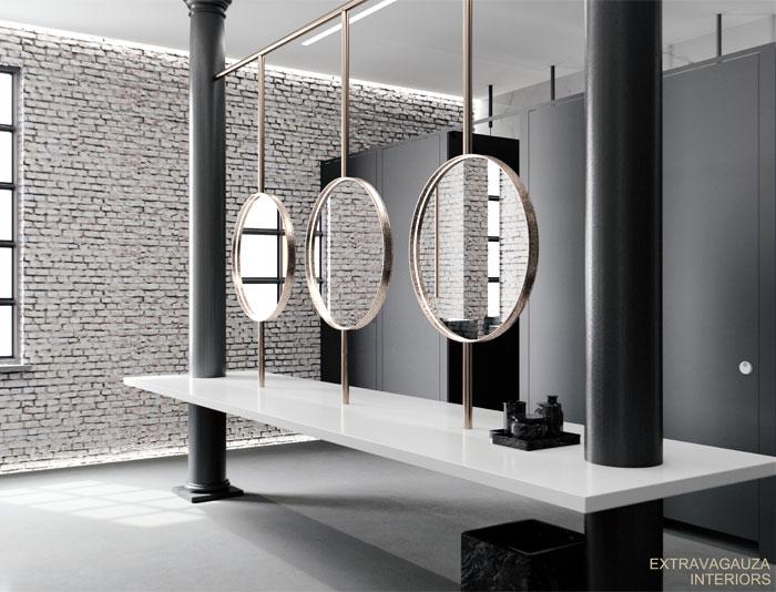 extravagauza interiors glazed office 8