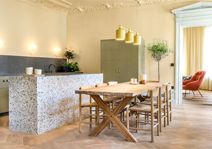 stockholm apartment note design studio 13