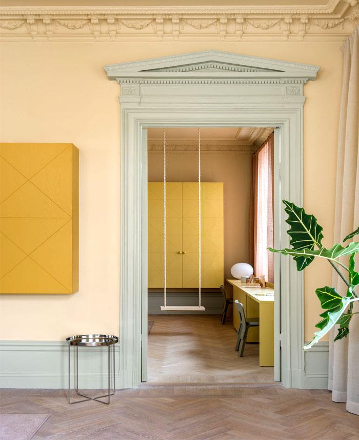 stockholm apartment note design studio 6