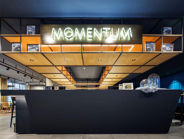dfrost retail architecture arthotel ana momentum 1
