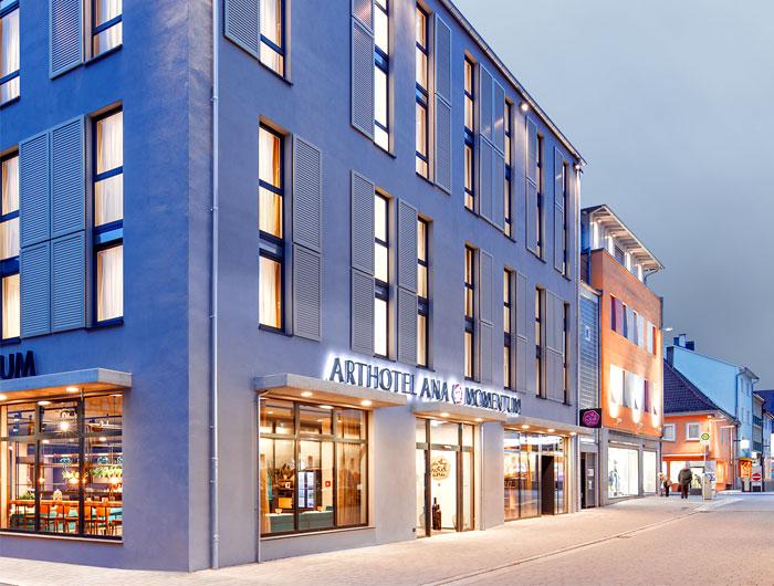 dfrost retail architecture arthotel ana momentum 20