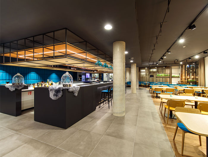 dfrost retail architecture arthotel ana momentum 6
