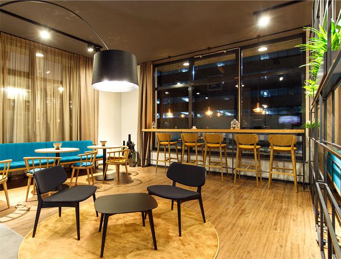 dfrost retail architecture arthotel ana momentum 8