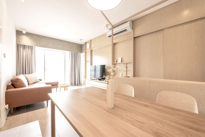 hong kong apartment mnb design studio 9